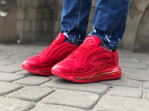 Air Max 720 All Red Nike