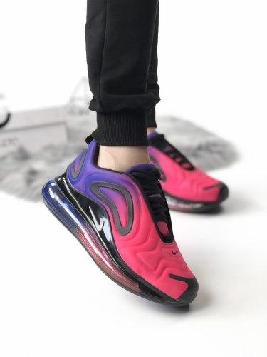 Air Max 720 blue pink gradient Nike