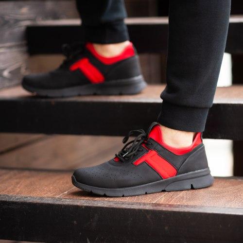 South Marlou black/red 9891 South brand