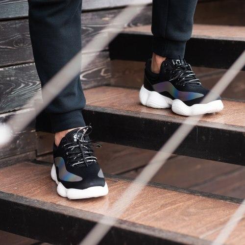 South Tsunami black 9869 South brand