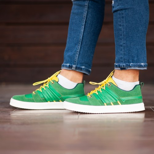 South Mason GREEN/YELLOW 9839 South brand