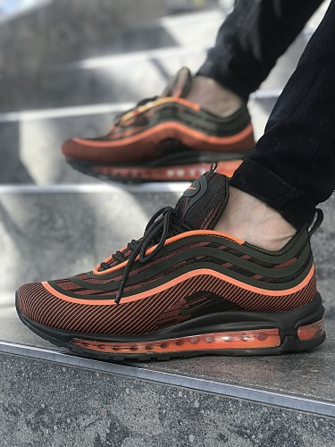 Air Max 97 Ultra 17 Total Orange Sequoia Nike