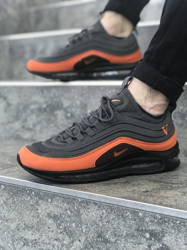 Air Max 97 Ultra SE Wolf Grey/Orange Nike