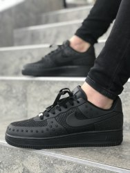 Air Force 1 Star Pack Black Nike