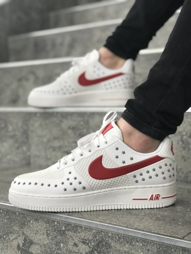 Air Force 1 Star Pack White Nike