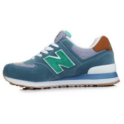 Buty 574 Beach Cruiser Pack Blue/Green New Balance