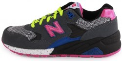 Elite Edition 580 Grey/Pink New Balance