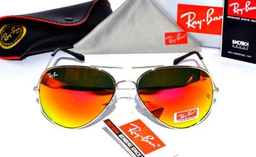 Солнцезащитные очки Ray Ban Aviator 0018