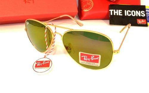 Солнцезащитные очки Ray Ban Aviator 0022