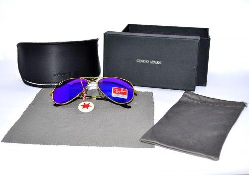 Солнцезащитные очки Ray Ban Aviator 0023