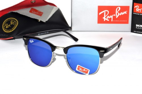 Солнцезащитные очки Ray Ban Clubmaster 0025
