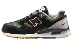 530 Floral Ink Black New Balance