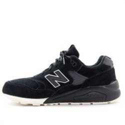 580 All Black New Balance