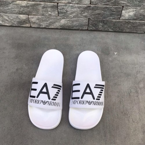 Тапочки EA7 01003