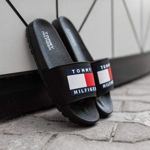 Тапочки Tommy Hilfiger 01037