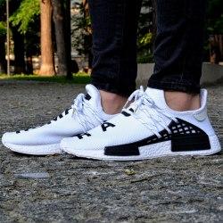 Pharrell Williams Human Race NMD White Adidas