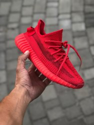 "Yeezy Boost 350 V2 ""All Devil Red"" Adidas"