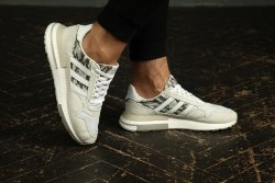 "Эксклюзивная модель Сommonwealth x adidas ZX 500 RM ""Beige/Camo"" Adidas"