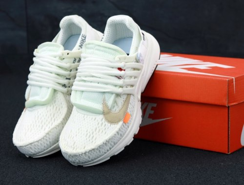 Off-White x Nike Air Presto White Nike