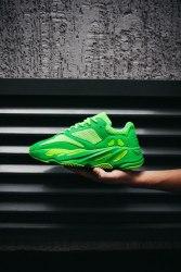 Yeezy 700 V2 Green Neon Adidas