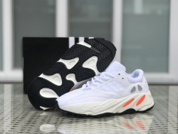 Yeezy Boost 700 White Orange Adidas
