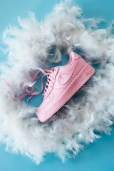 Air Force Lather Pink Nike