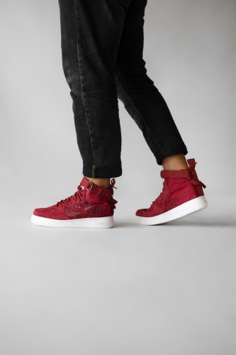 Air Force SF Red Nike