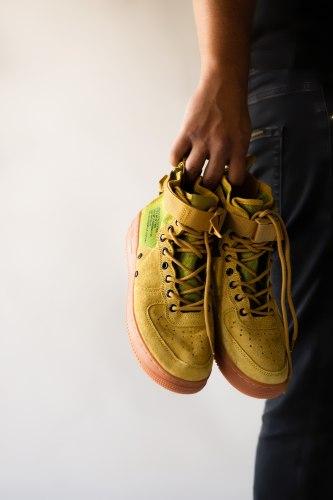 Air Force SF Olive Nike