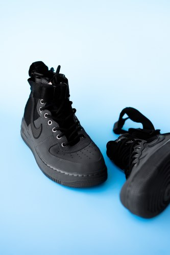 Air Force SF Hight Black Nike