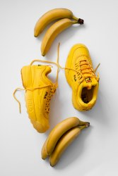 "Disruptor II ""Yellow"" Fila"