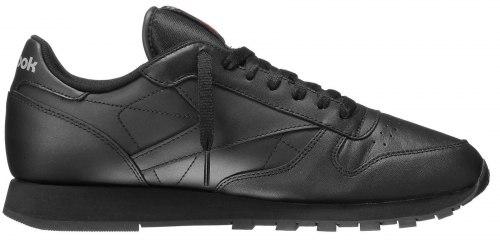 "Кроссовки оригинал Classic Leather ""Black"" (2267) Reebok"