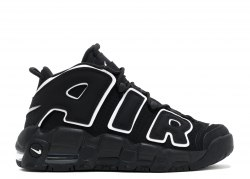 AIR MORE UPTEMPO Black/White Nike
