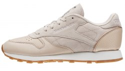 "Кроссовки оригинал Classic Leather Golden Neutrals ""Rose Gold"" (BD3744) Reebok"