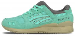 "Кроссовки оригинал Wmns Gel Lyte III ""Core Plus Pack"" (H6W7N-4747) Asics"
