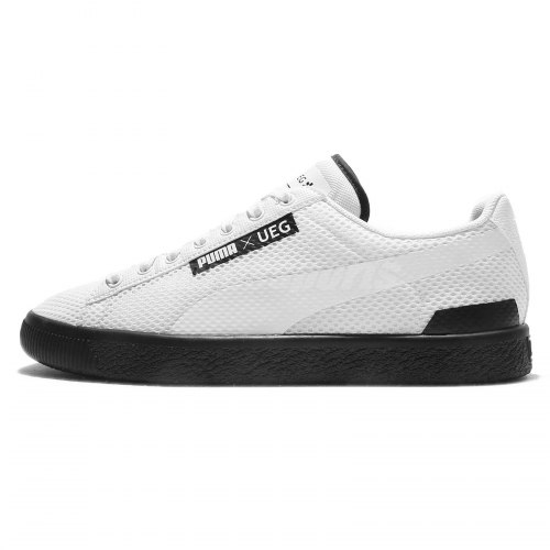 UEG x Puma Court Star White Puma