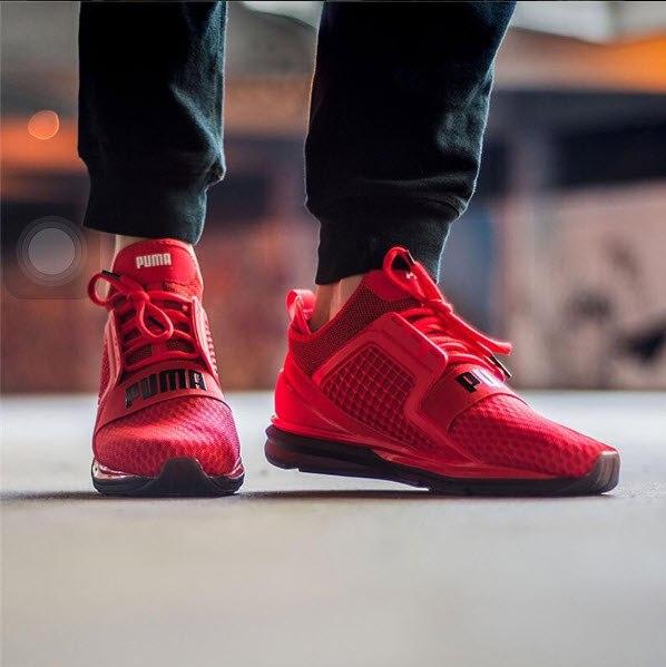 ᐉ Купить кроссовки Ignite Limitless Core Red Puma – с доставкой в ... bf5d1f25a4e20