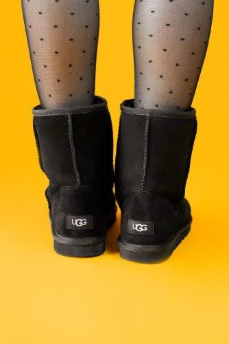 Classic Short Black UGG