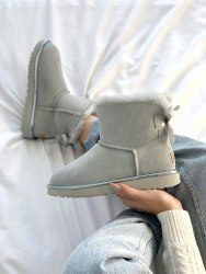 Bailey Bow Mini Light Blue UGG