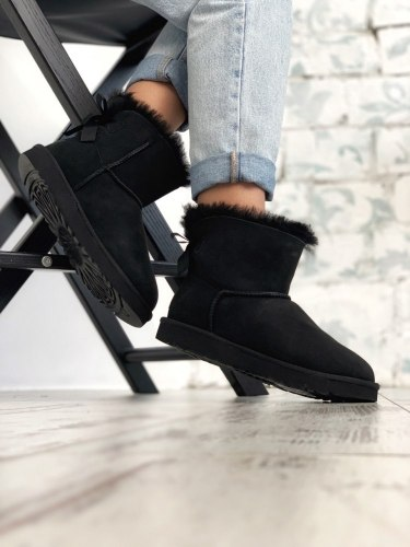 Bailey Bow Mini Black UGG