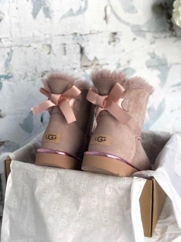 Bailey Bow Mini Pink UGG