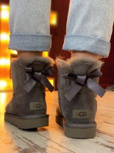 Bailey Bow Mini Gray UGG