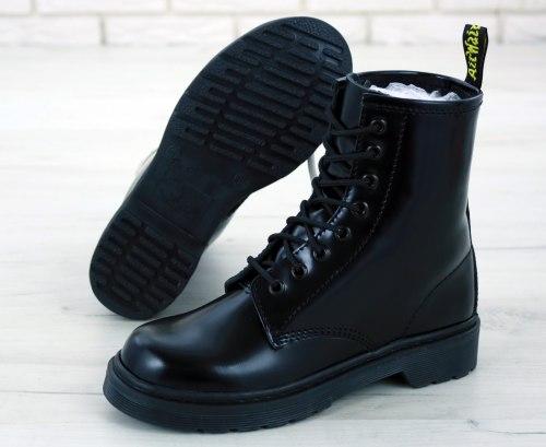 Boots Black (БЕЗ МЕХА) Dr. Martens