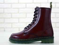 Boots Bordo (С МЕХОМ) Dr. Martens