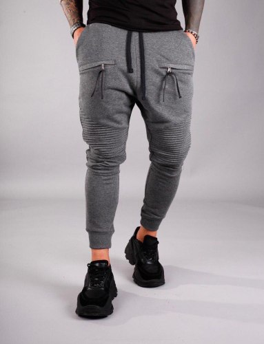 Спортивные штаны Артикул: #ADA1046 Black Island