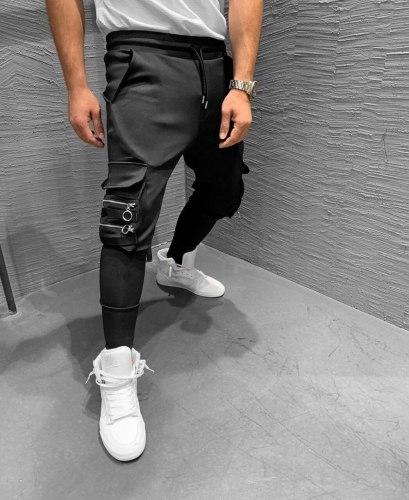 Спортивные штаны Артикул: #7136 Black Island