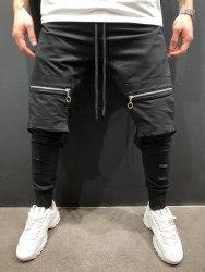 Спортивные штаны Артикул: BRS-5078 Black Island