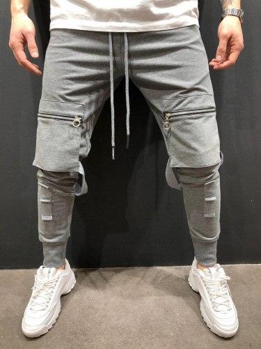 Спортивные штаны Артикул: BRS-5078 серые Black Island