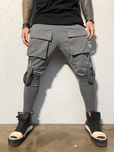 Спортивные штаны Артикул: KA2101 Black Island