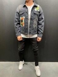 Джинсовая куртка Артикул 0089 2Y