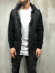 Джинсовая куртка Артикул 4129 2Y